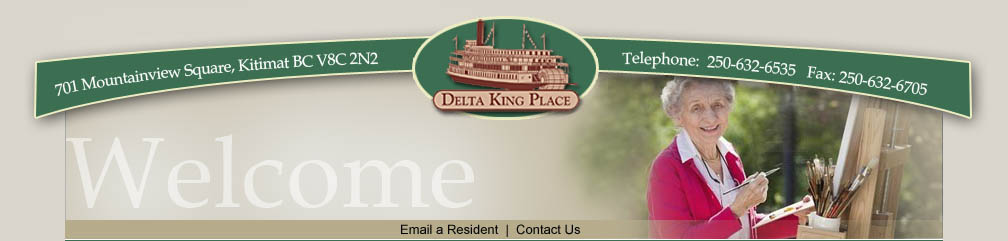 Welcome to Delta King Place